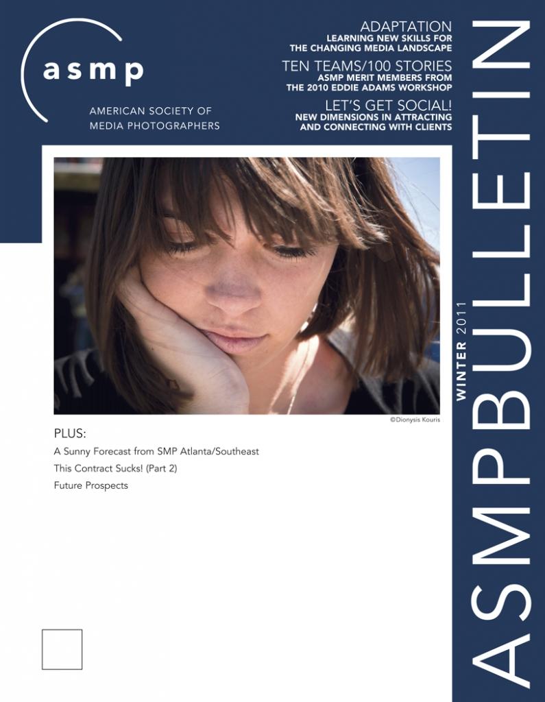 ASMP Bulletin Cover